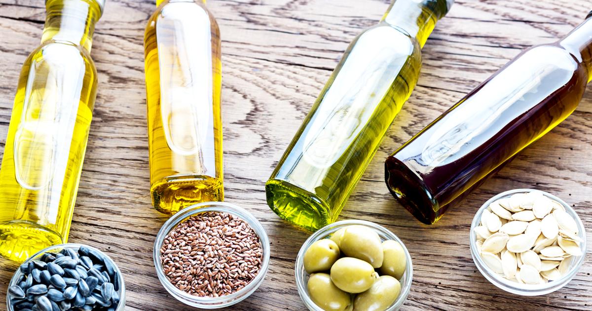 Названы секреты поддержания здоровья с помощью растительных масел