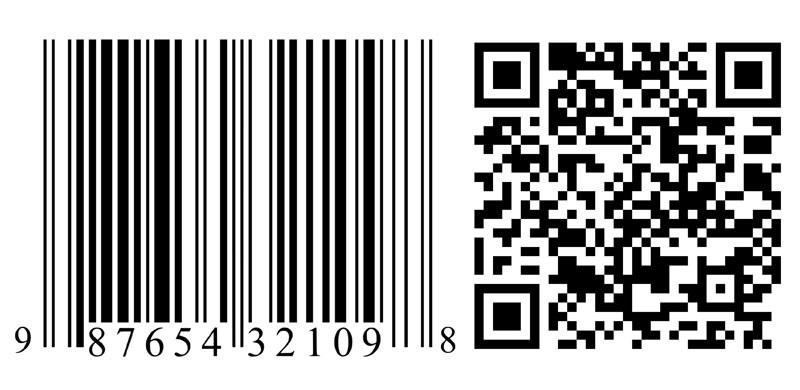 Названы пять типов штрих-кодов, с которыми люди регулярно сталкиваются