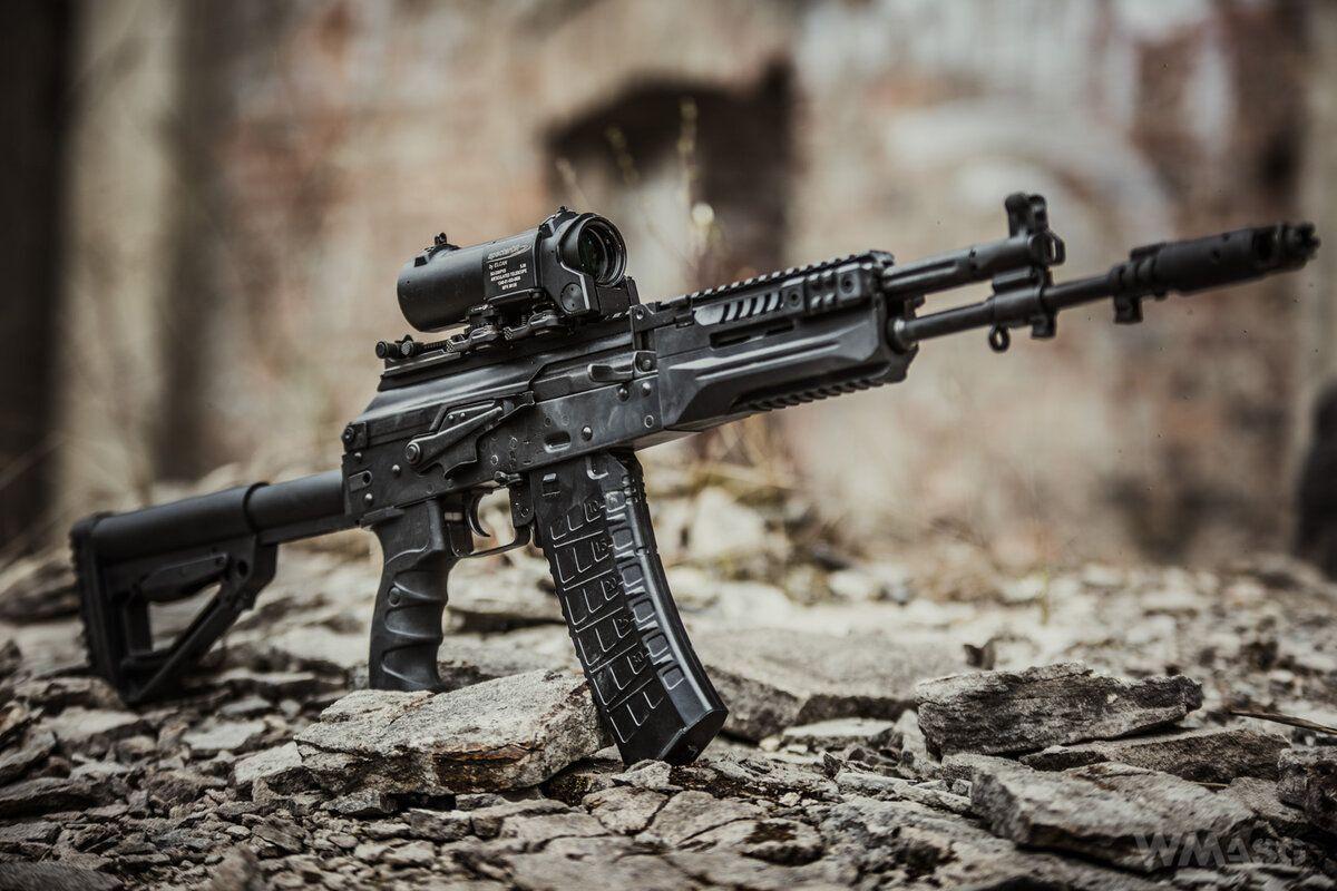 Калашников объяснил критику АК-12 нежеланием военных изучать новшества