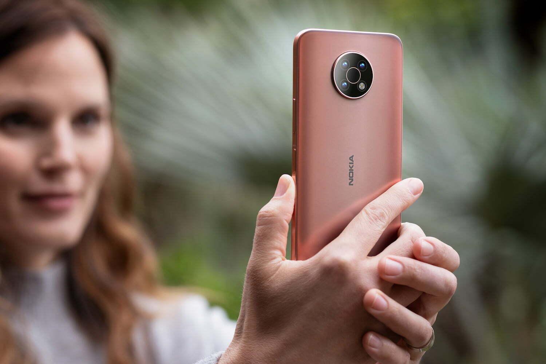 Nokia выпустила самый дешевый 5G-смартфон