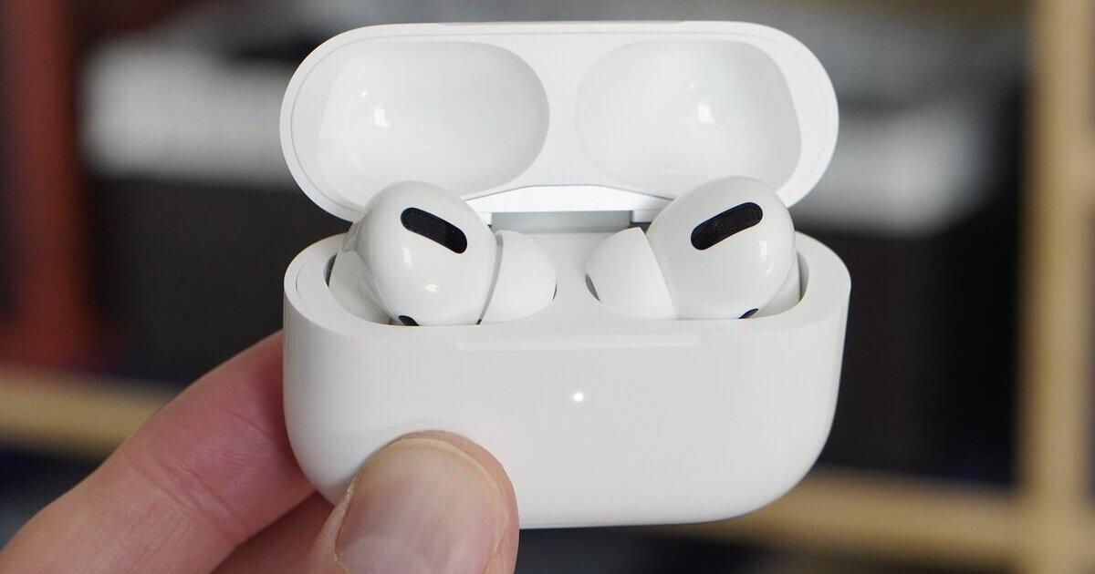 Обновление системы iPhone «сломало» главную функцию беспроводных наушников Apple AirPods Pro