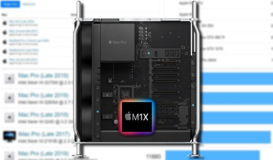 Новый 10-ядерный процессор Apple может обойти по мощности 16-ядерный чип из Mac Pro 2019 года