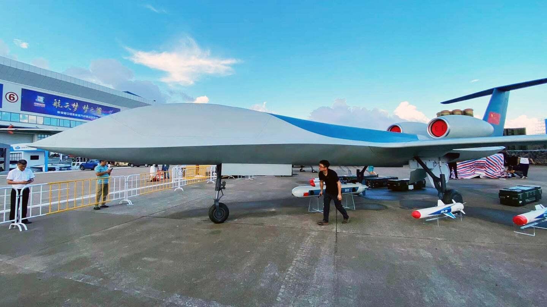 Китай представил дрон нового поколения с выносливостью 20 часов и скоростью до 800 км/ч