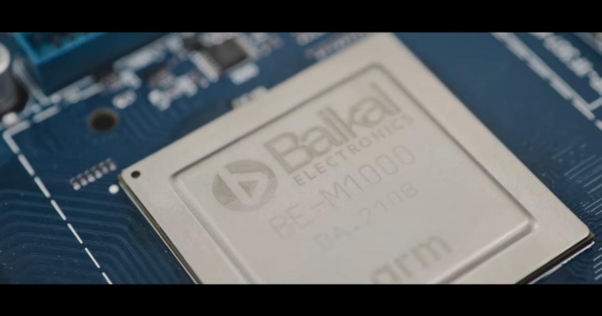 """Создатели процессора """"Байкал"""" рассказали, сможет ли США """"убить"""" санкциями российский процессор"""