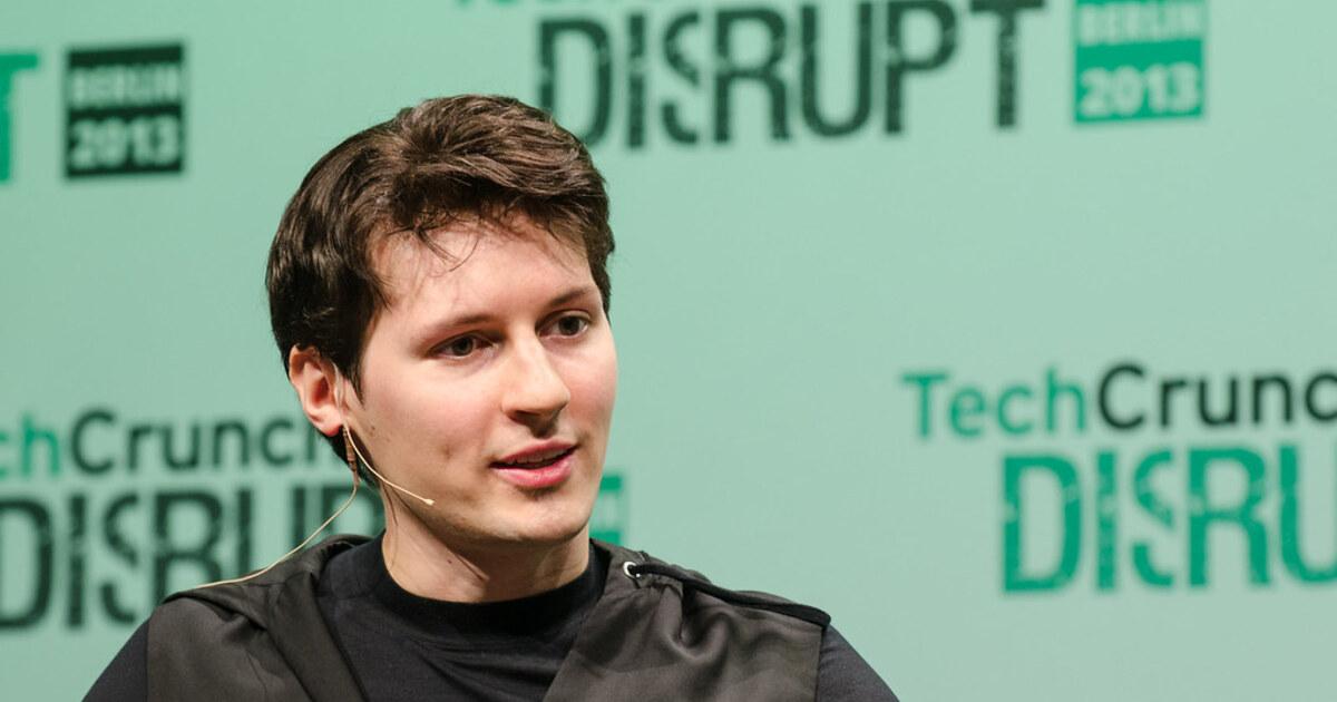 Дуров признался, что заблокировал политического бота в попытке угодить Apple и Google