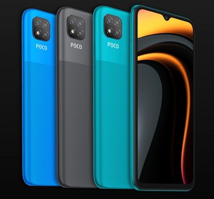 Xiaomi готовит к выпуску новый сверхбюджетный смартфон Poco C31