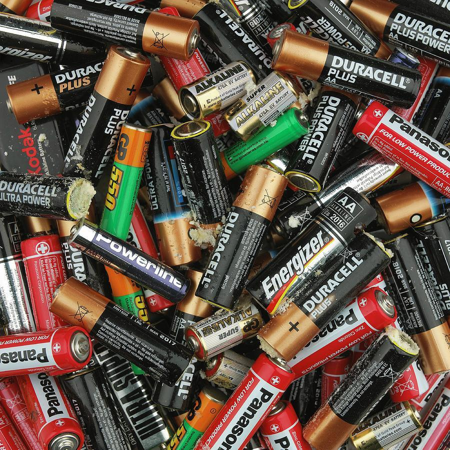 Пальчиковые и мизинчиковые батарейки компании