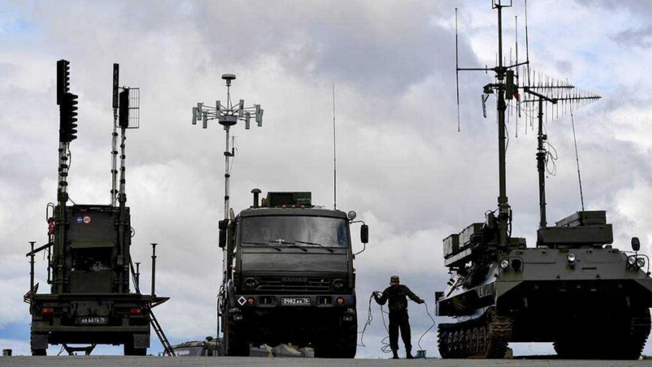Российские войска научились глушить высокоточное оружие