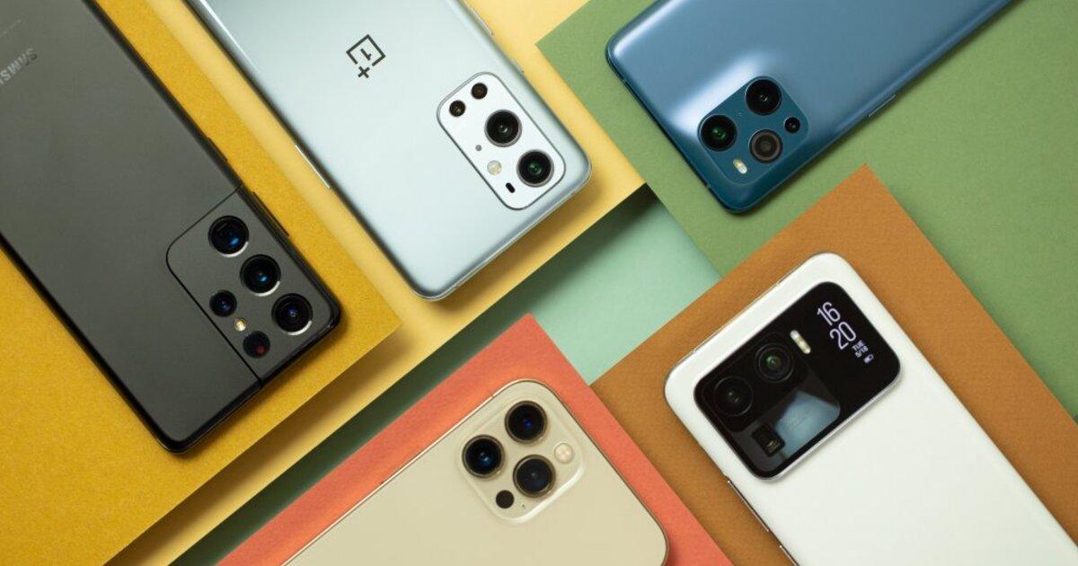 Названы 8 лучших Android-смартфонов на сентябрь 2021 года
