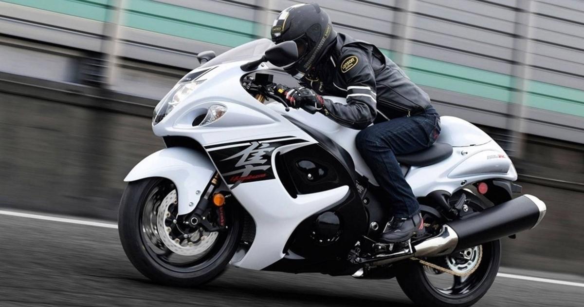 Во Франции установят шумовые радары для наказания мотоциклистов