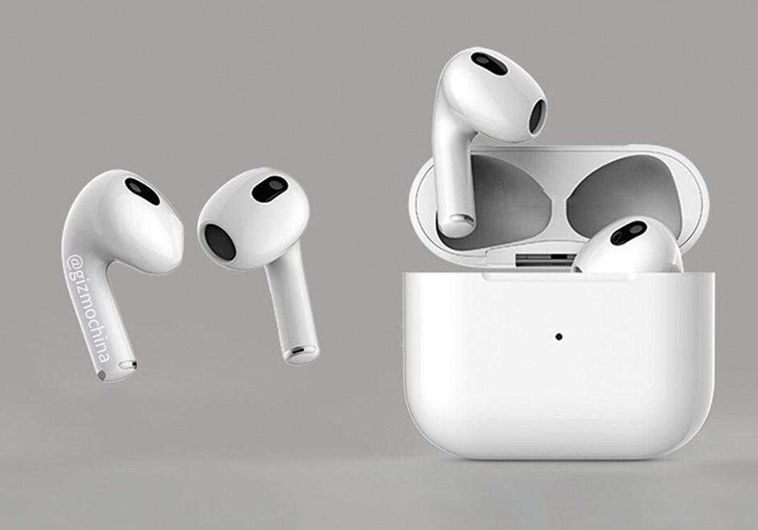 Apple всё же выпустит беспроводные наушники AirPods 3 до конца 2021 года