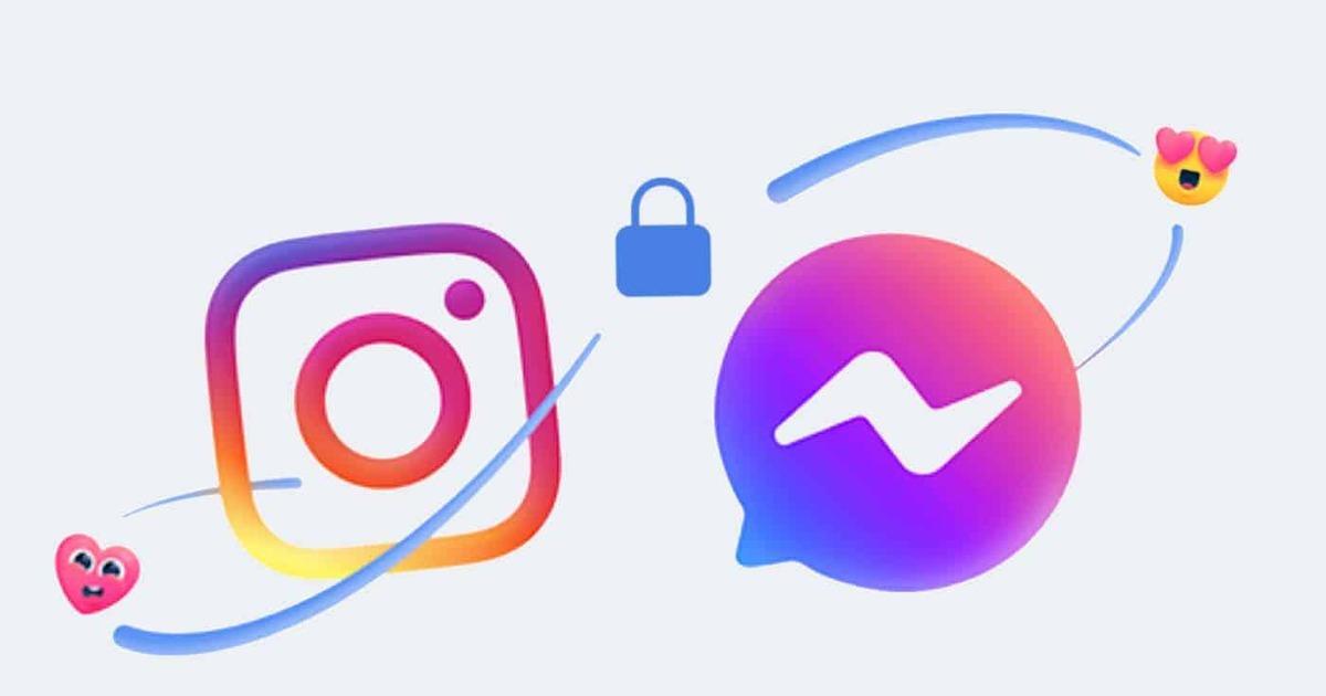 Пользователям Instagram и Facebook Messenger разрешили напрямую переписываться друг с другом