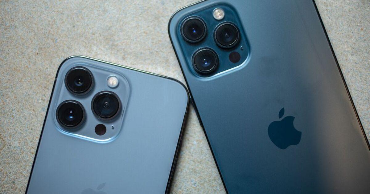iPhone 13 стали самыми продаваемыми айфонами в России за всё время