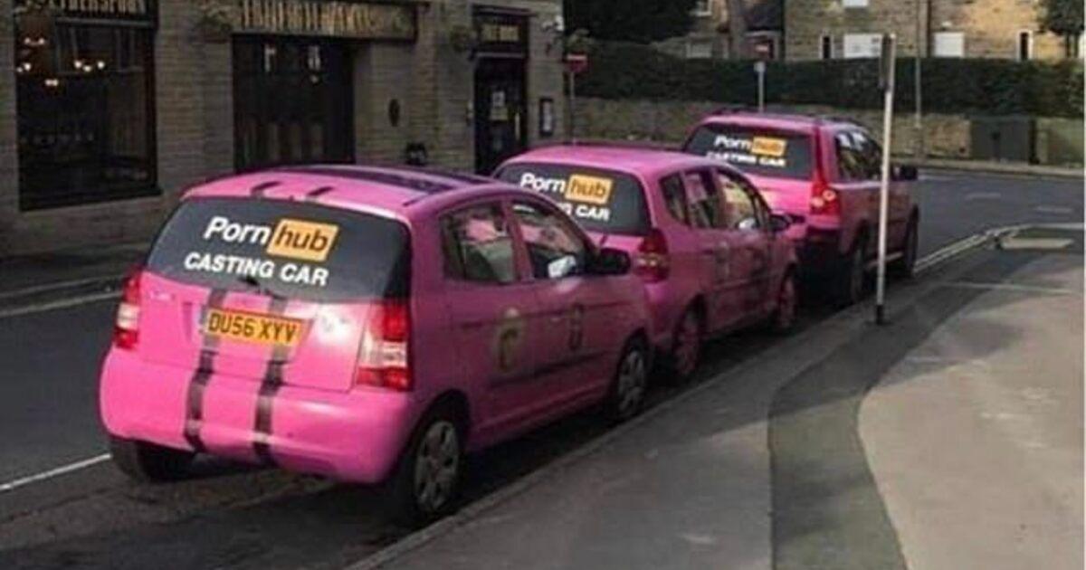 В Британии развернулся скандал из-за припаркованных у школы машин порностудии