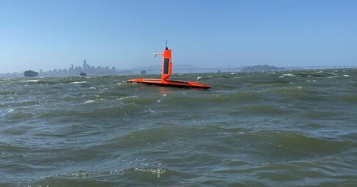 Учёные записали видео изнутри урагана с помощью беспилотника