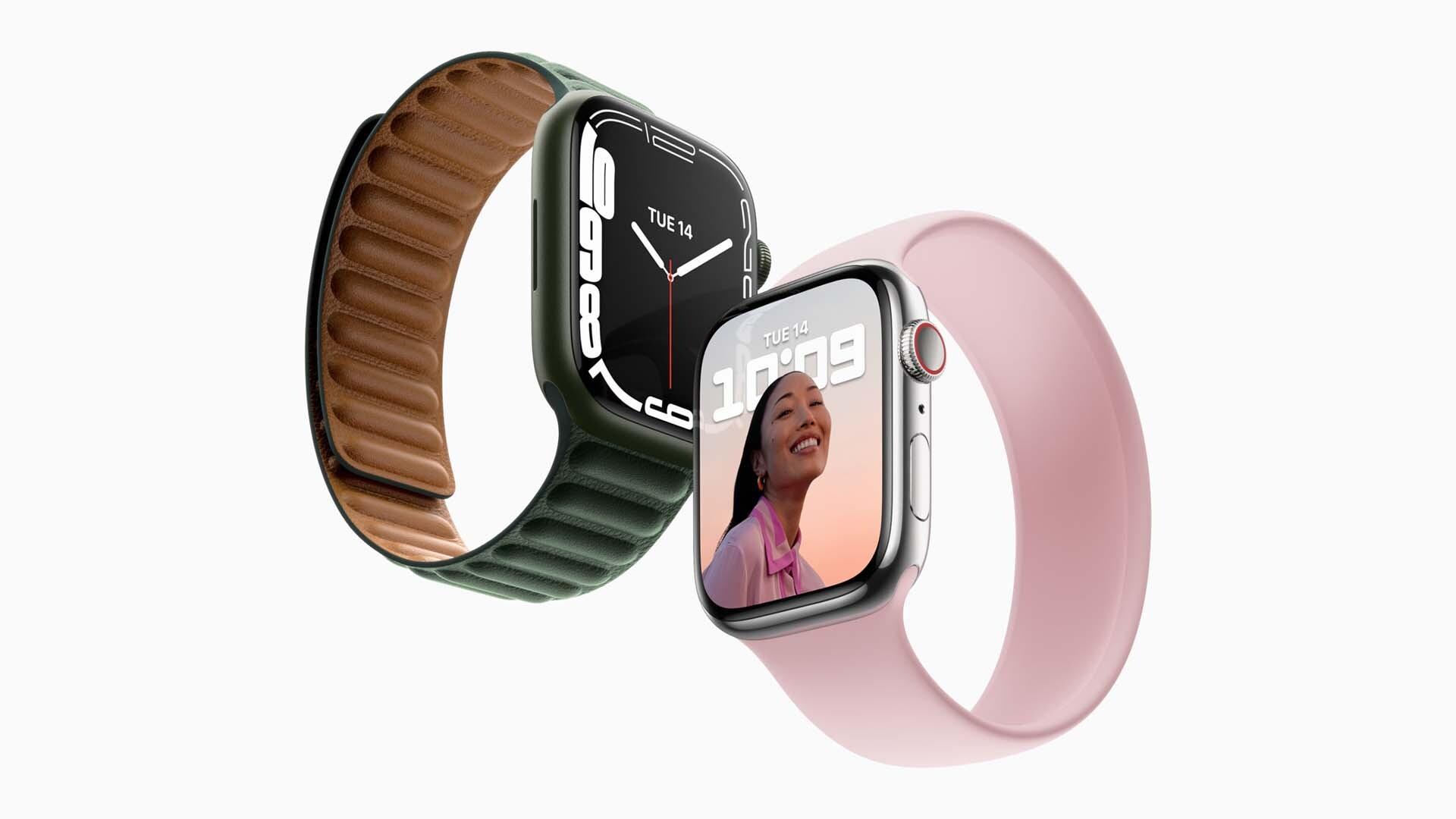 Новые умные часы Apple впервые показали на живых фото