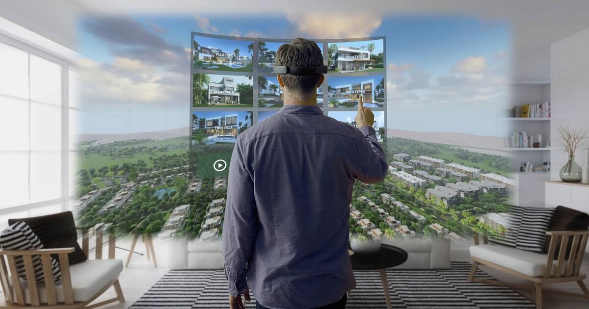 Энтузиаст описал будущее реального и виртуального миров