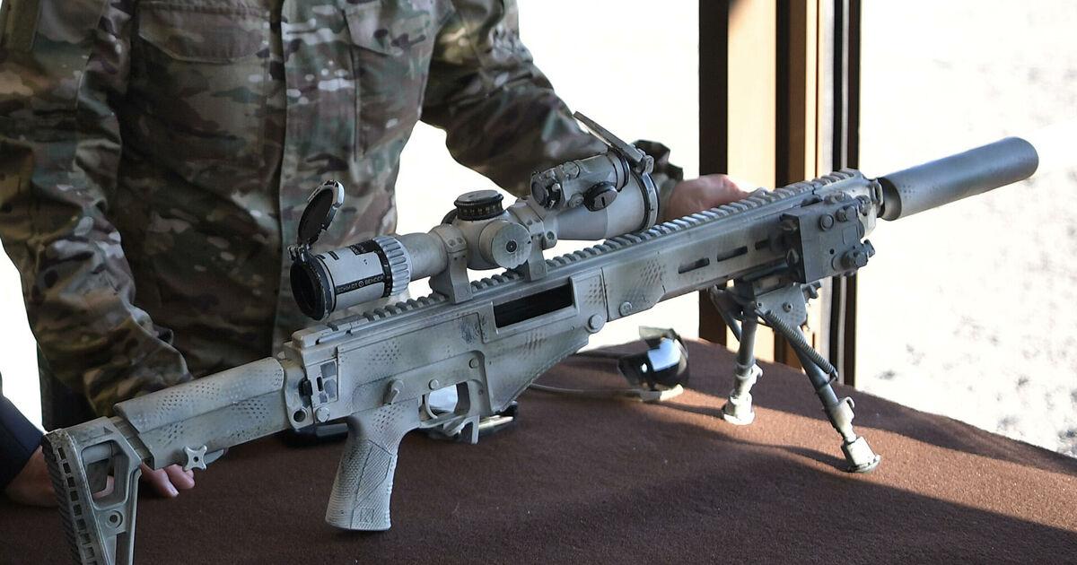 В российской армии появится снайперская винтовка на замену СВД