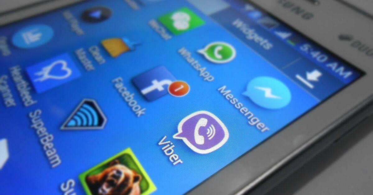 На фоне сбоя Facebook пользователи стали чаще регистрироваться в Viber и Telegram