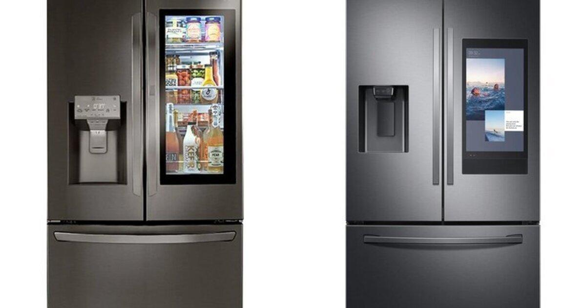 В США холодильники будут запоминать любимые продукты владельца и напоминать об истёкшем сроке годности