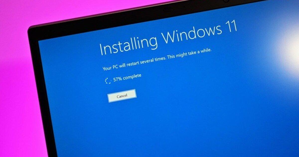 Найден способ решить проблему, возникающую при установке Windows 11