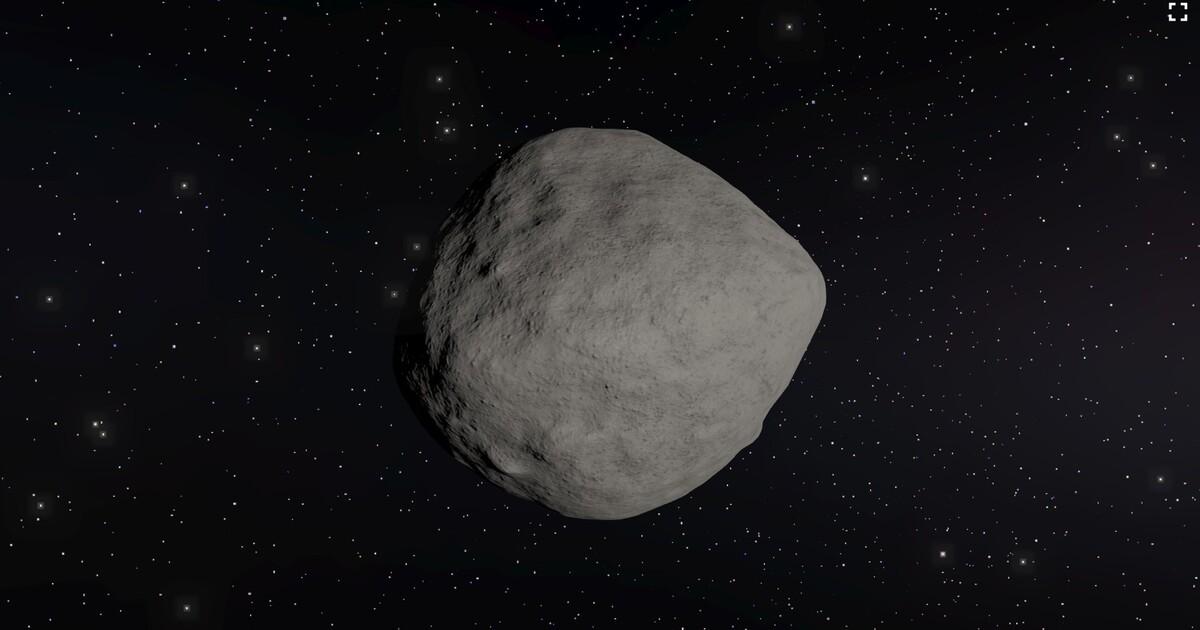 Учёные назвали способ избежать столкновения с опасным для Земли астероидом