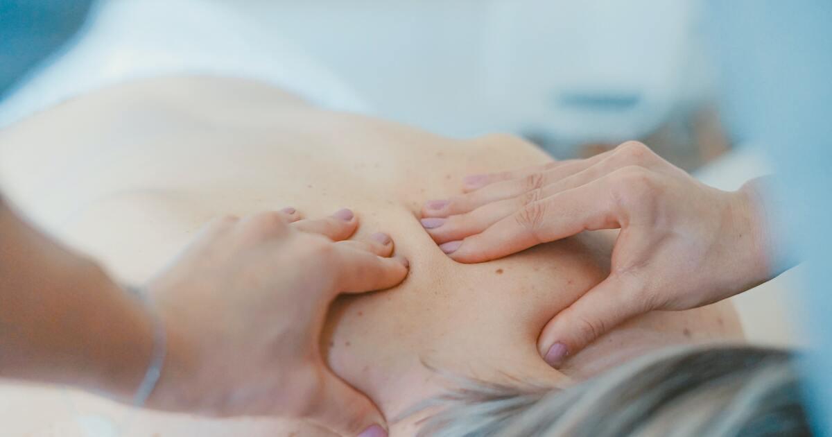 Учёные обнаружили неожиданную пользу от массажа