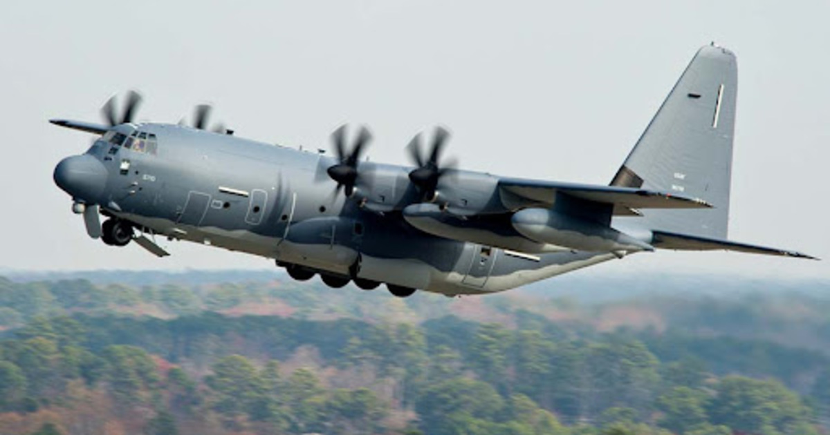 В США на самолёт огневой поддержки установят боевой лазер