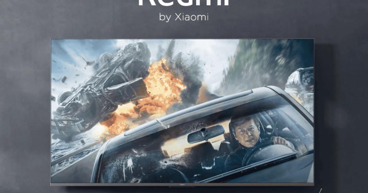 Официально: новенькие Redmi Smart TV X 2022 представят 20 октября