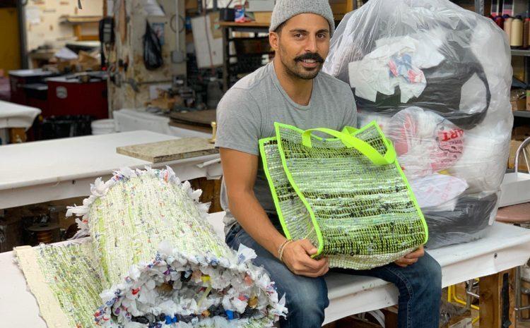 В США сумки из мусора продают за почти 10 тысяч рублей