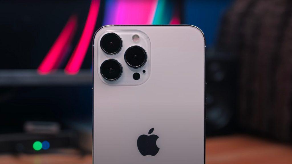 В iPhone 13 Pro Max нашли динамик для мощного баса