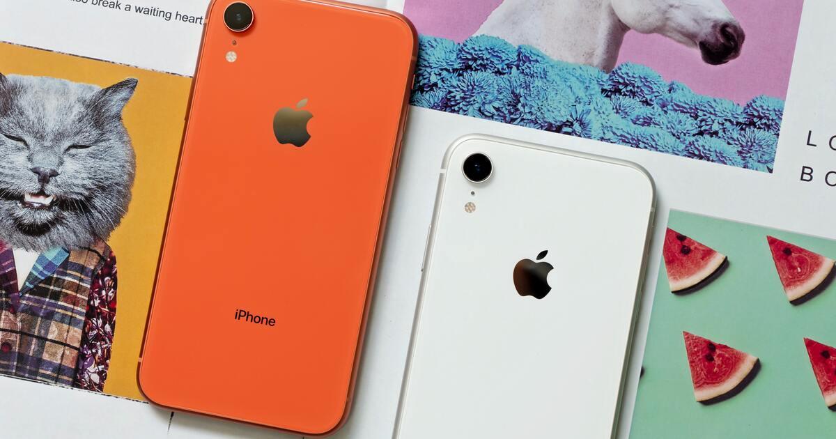 МегаФон продаёт iPhone XR по минимальной цене только сегодня