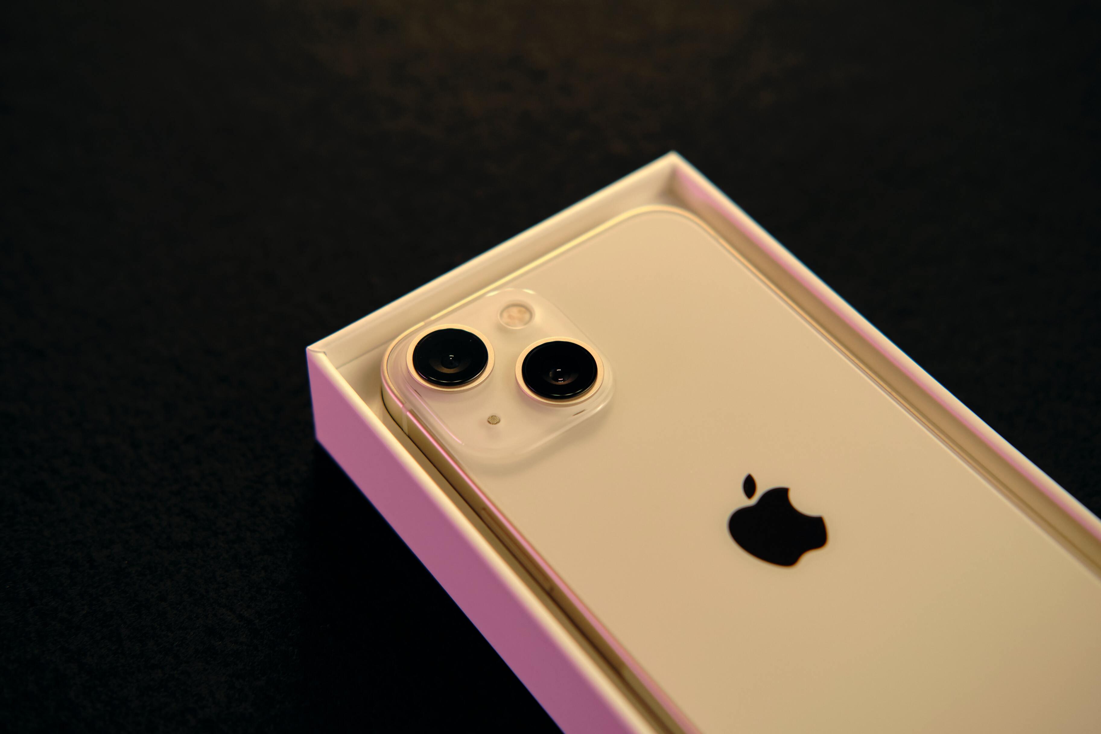 Apple раскрыла потенциал камер iPhone 13 на новых фото