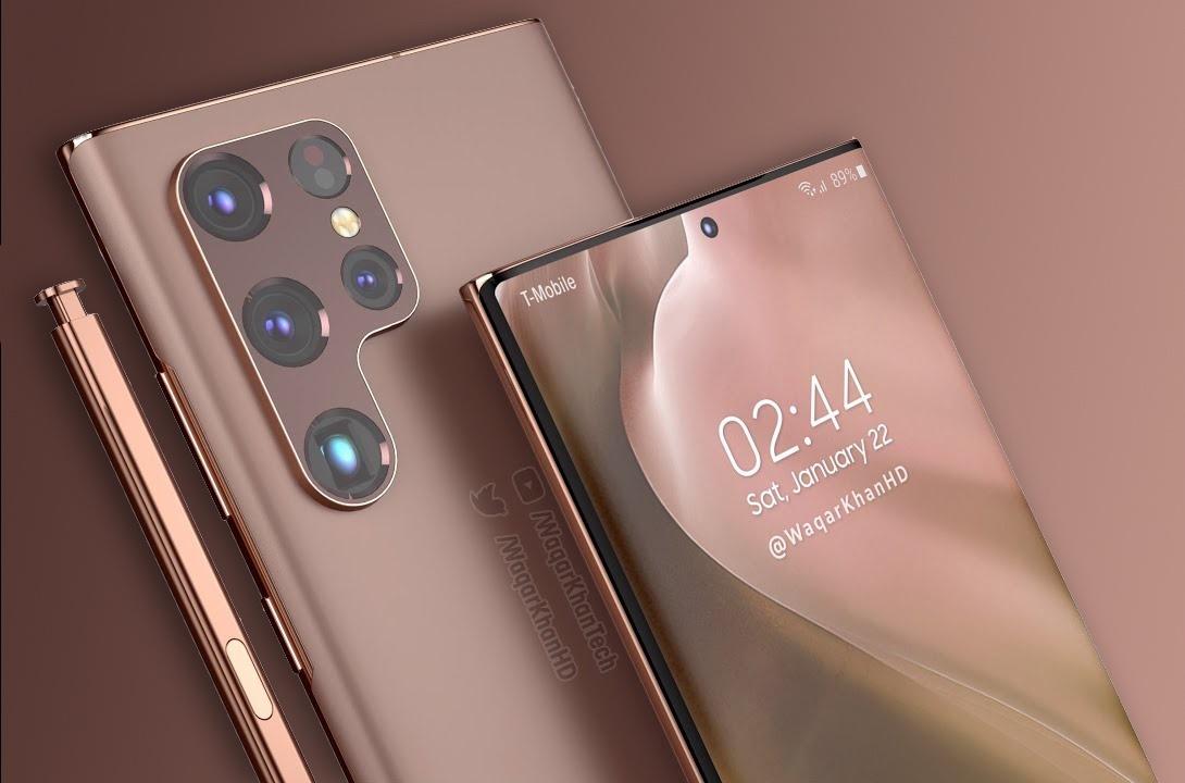 Утечка чехлов для Samsung Galaxy S22 Ultra раскрыла дизайн смартфона раньше времени