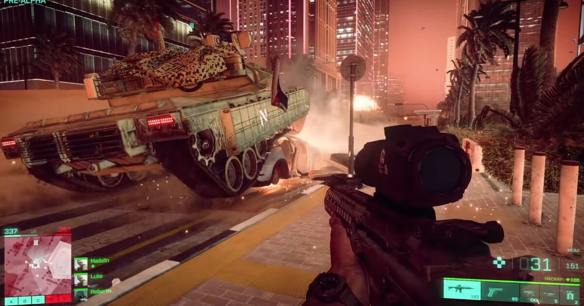 Все недостатки Battlefield 2042 в сравнении со старыми частями показали на видео