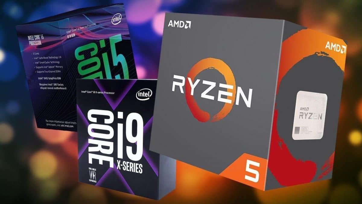 Названы лучшие процессоры для игровых компьютеров на октябрь 2021