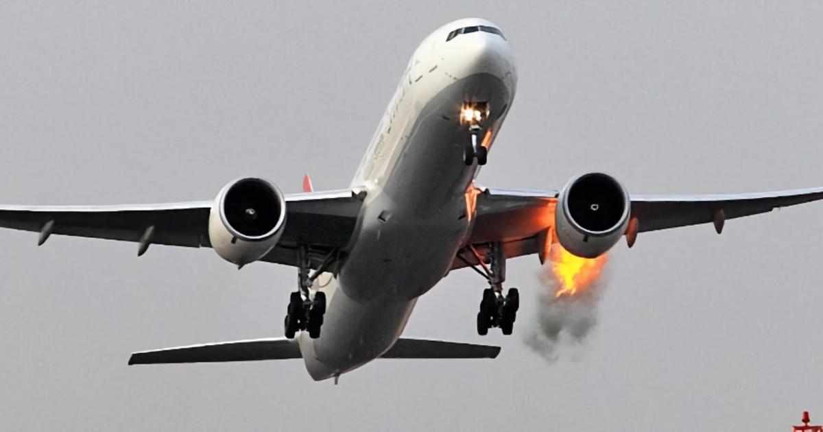 Названы самолёты, которые дольше всего смогут лететь со сломанным одним двигателем из двух