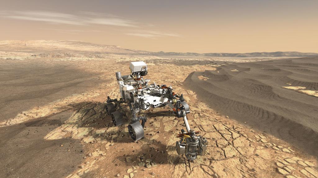 NASA готовится впервые доставить на Землю марсианский грунт