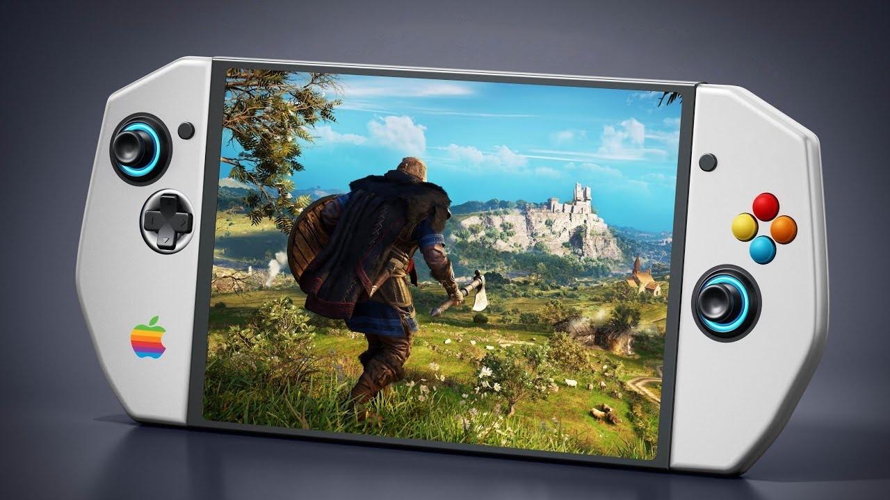 Apple выпустит портативную игровую консоль с мощностью PlayStation 5