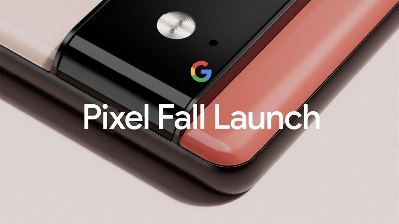 Google запустила трансляцию, на которой покажет новые флагманы Pixel 6 и Pixel 6 Pro