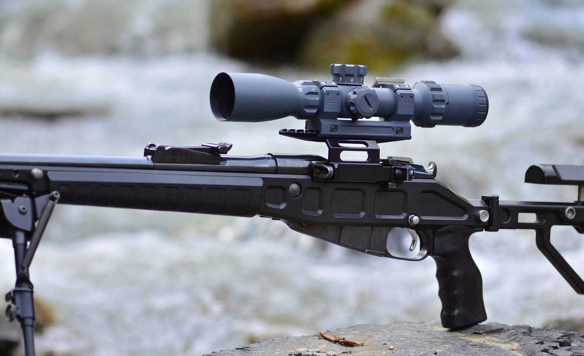 В России создали снайперский прицел для поражения цели на расстоянии до 1,5 км