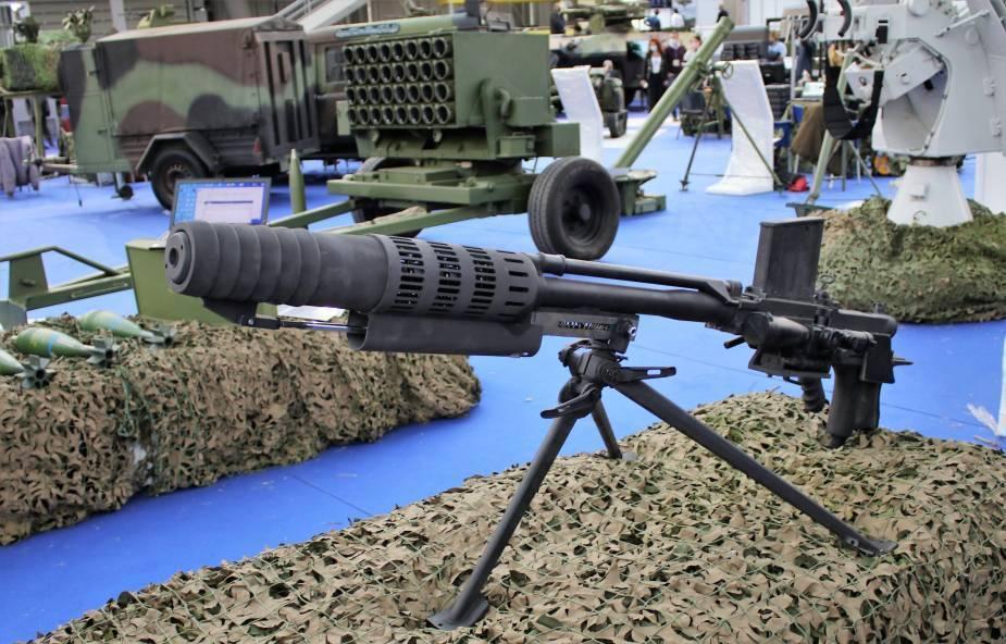 В Сербии создали 20-мм противотанковую винтовку