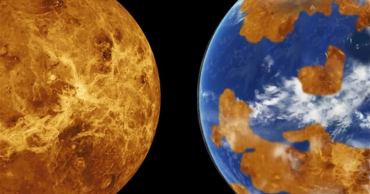 Учёные доказали, что на Венере никогда не существовало океанов