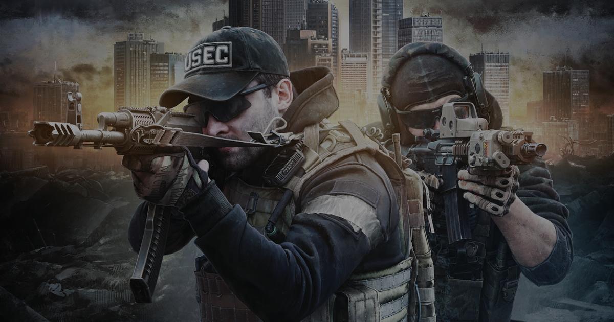 Шутер Escape from Tarkov о войне российских и американских наёмников временно отдают со скидкой -25%