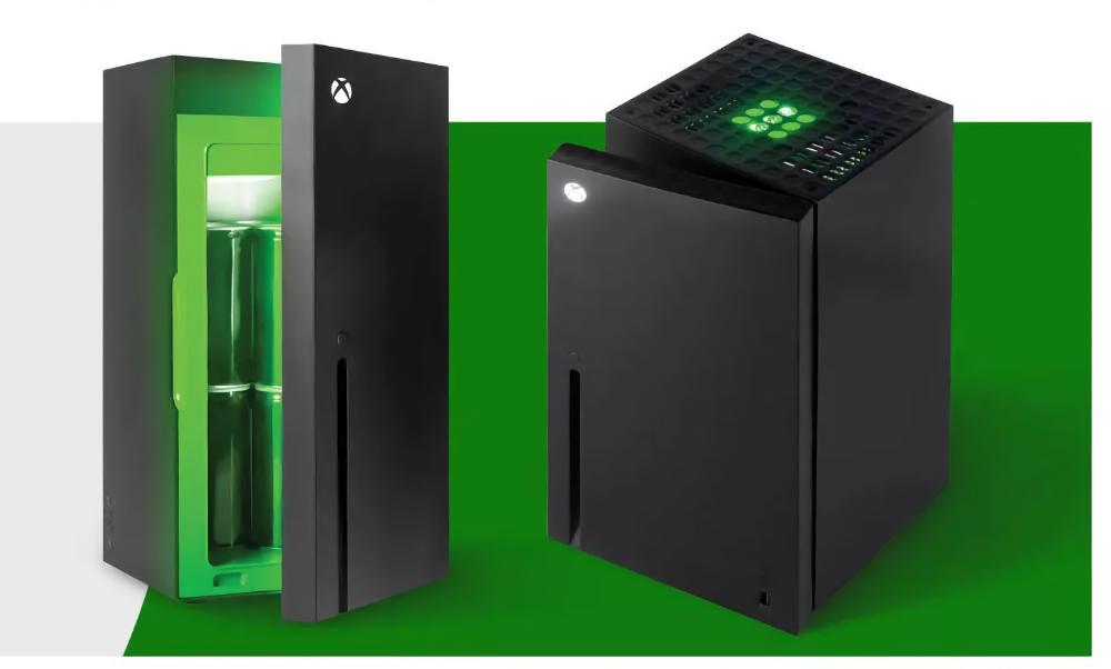 Опять дефицит: мини-холодильники в дизайне Xbox Series X повторили судьбу консоли