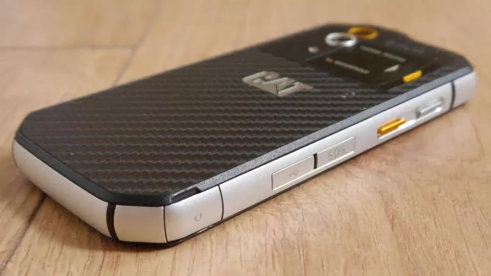 Представлен первый в мире смартфон с тепловизором и устаревшим железом за 62 тысячи рублей