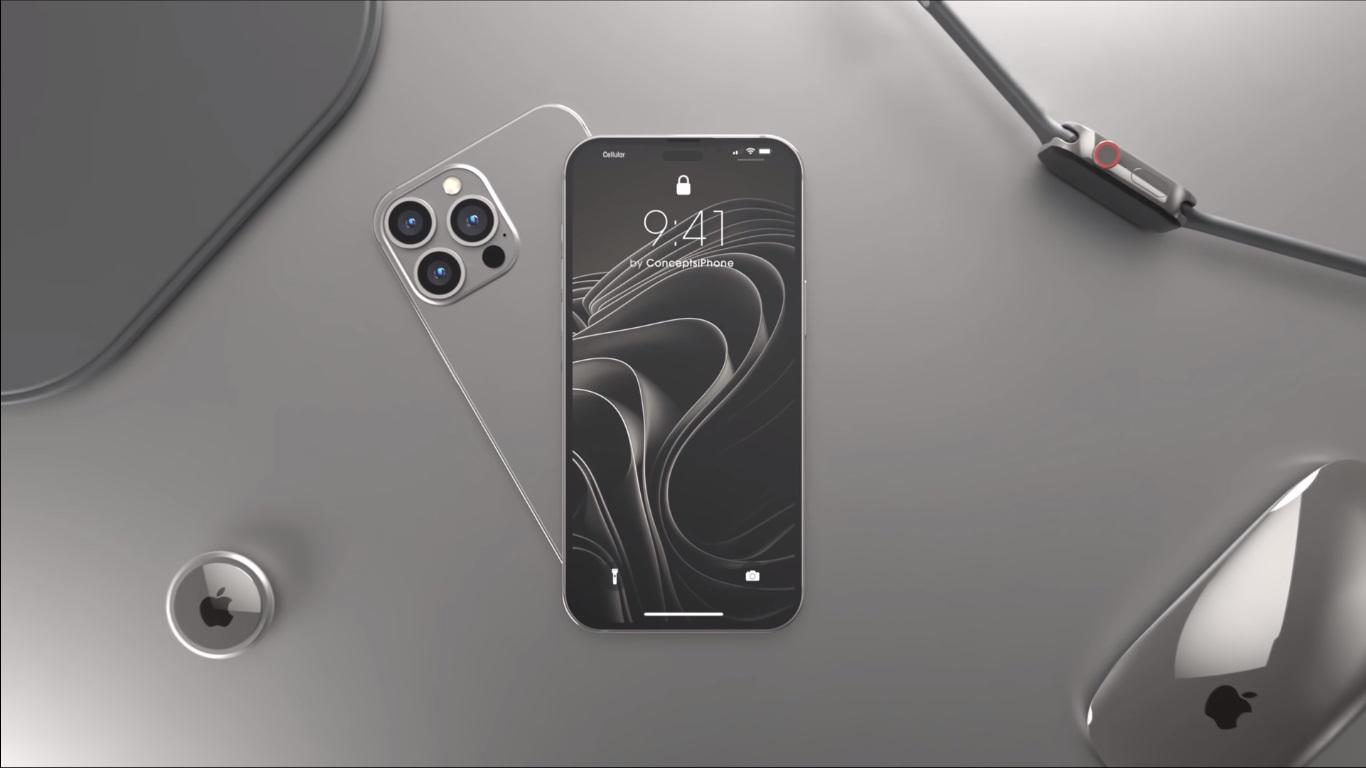 LG поможет Apple выпустить первый iPhone без чёлки