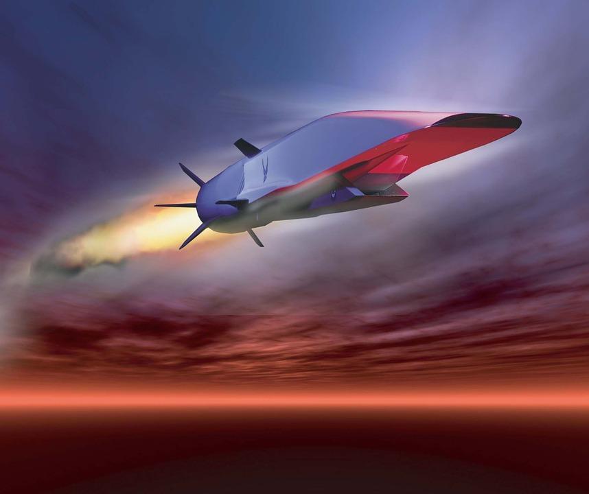 США показали своё гиперзвуковое оружие наземного базирования