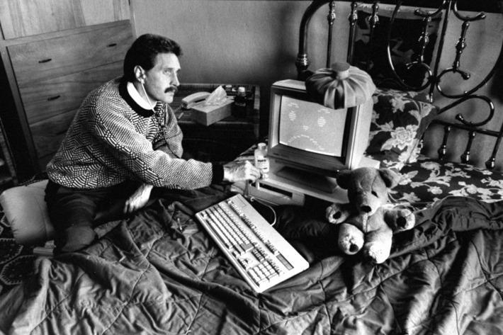 Джон Макафи, 1989 год