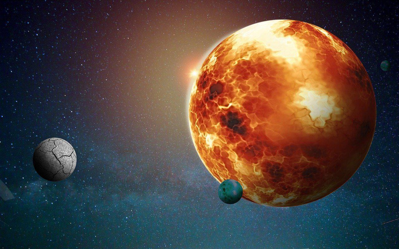 Вчені розрахували розміри і розташу вання невідомої планети